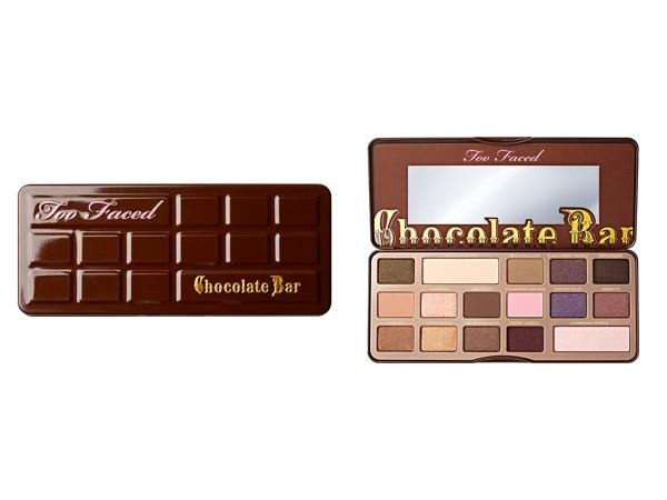 巧克力色系彩妆最近火了,你不想尝一口?