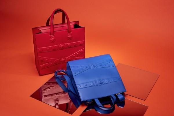 Versace 早春Tribute X包袋系列