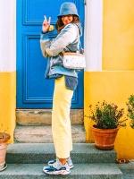 把球鞋穿出花、塞满一面墙!这个法国女生厉害了!