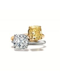 """你好,我是""""Tiffany True""""——蒂芙尼呈现全新真爱杰作Tiffany True系列订婚钻戒"""