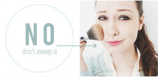 你的底妆总不如别人的细致,是因为差了这几步!