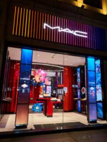 M·A·C魅可全国首家新零售潮店M·A·C淮海819火热来袭