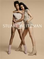 Stuart Weitzman 2019春夏大片-四位独立女性携手闪耀登场