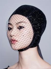 DIOR迪奥二零一九春夏高级订制系列发布秀 秀场妆容