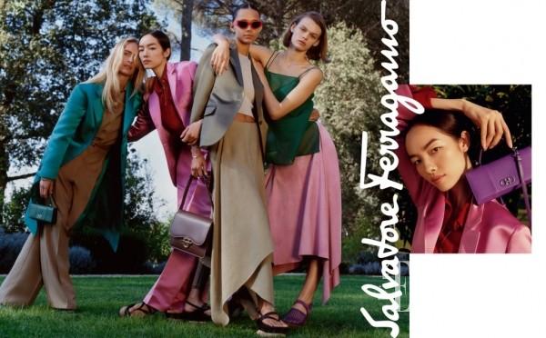 Salvatore Ferragamo 2019 春夏广告大片发布