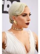 Lady Gaga佩戴蒂芙尼高级珠宝闪耀第25届美国演员工会奖