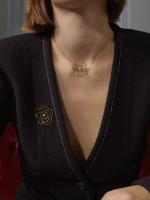 香奈儿发布高级珠宝CAMELIA系列全新产品与主题短片