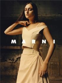 MARNI 2019春夏系列广告大片发布