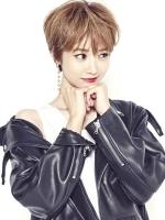韩剧女神朴信惠剪短发,女神变少女!