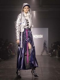 Seven Crash 2019FW纽约时装周 之 量子狂想