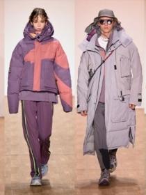 李宁于纽约时装周发布其2019秋冬系列