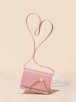 Sophie Hulme 推出粉色心型Cocktail Stirrer情人节特别款