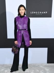 Longchamp 2019秋冬时装秀发布:La Voyageuse摩登旅行家