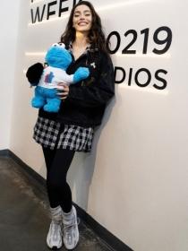 芝麻街+青年艺术家,太平鸟二次亮相纽约时装周带来共创文化