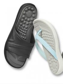 Crocs全新推出乐唯系列,回弹科技演绎春夏舒适风尚