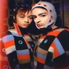 JUNNE 2019秋冬系列于伦敦时装周发布:从弗里达画卷里走出来的针织艺术