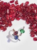 宝石传情:Fabergé法贝热推出情人节彩色珠宝