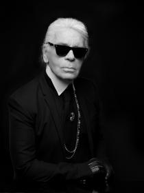 Karl Lagerfeld,永不说再见!
