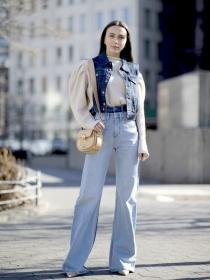 科学穿衣贴:怎么样才是一条完美的裤子?