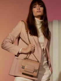 Delvaux全新Madame手袋:链条肩带尽显优雅