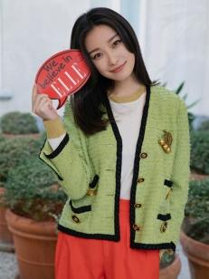 倪妮宋茜江疏影戚薇的無修生圖到底有多美?