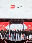 ?#28034;?#19982;LPL展开四年战略?#29486;?将发布Nike&LPL系列产品