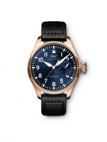 IWC万国表联合苏富比拍卖飞行员腕表 以支持安东尼·圣艾修佰里青少年基金会
