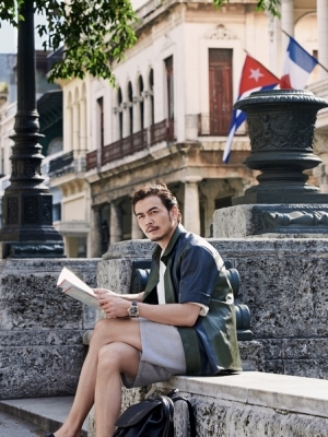 迷失哈瓦那?雷東寶戴真力時游古巴