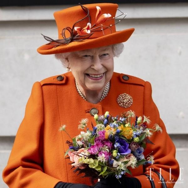 英国女王首发INS算什么,她和凯特王妃都是美容达人!