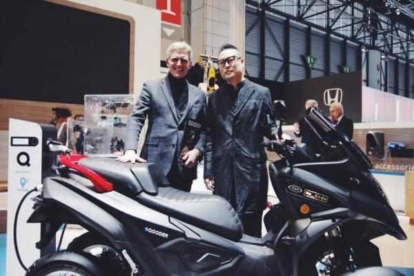 TOD'S NO CODE与新型机动车Qooder展开跨界合作