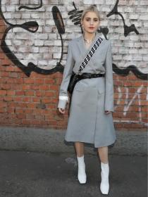 如何用一件衣服做到娘man平衡?#35838;?#35013;裙!