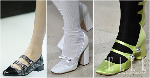 最春天的鞋:玛丽珍鞋!