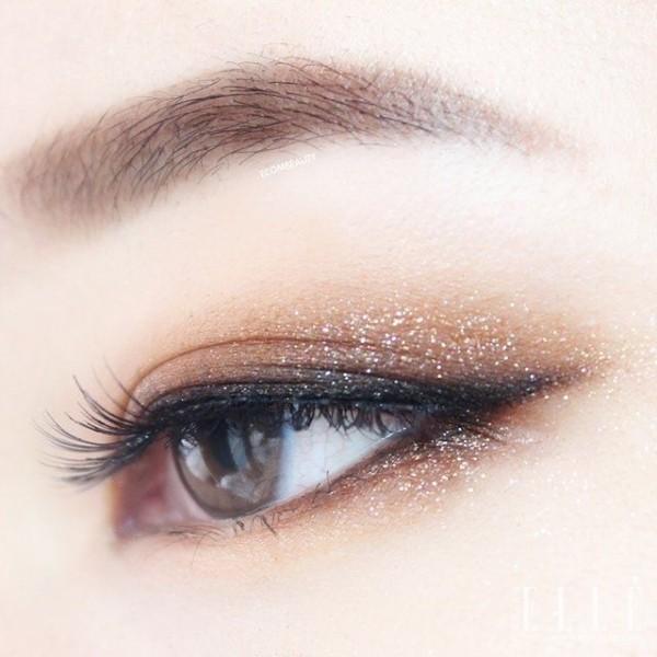 百搭不出错的大地色眼妆,到你那儿成了黑眼圈?