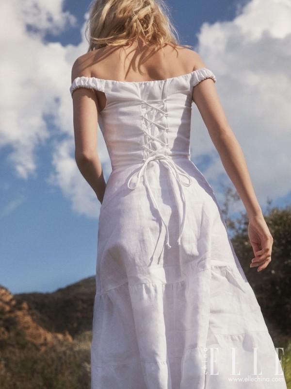 其实,不到500块的连衣裙就够美了!