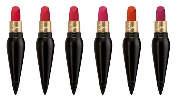 经典红调 VELVET MATTE LIP COLOUR 丝绒哑光唇膏 推出五种全新慑人红唇