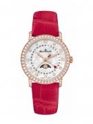宝珀Blancpain女装系列腕表 连背?#22467;?#20063;迷人