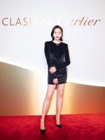 双面魅力,星耀巴黎 全新Clash de Cartier系列珠宝全球发布
