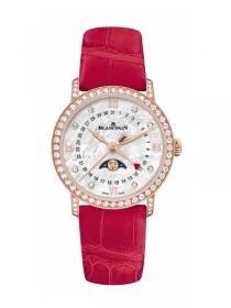 宝珀Blancpain女装系列腕表 连背影,也迷人