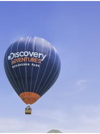 Discovery实景娱乐,融合与创新