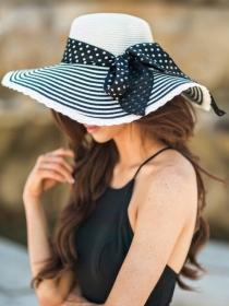物理防晒时节到,帽子可要戴戴好!